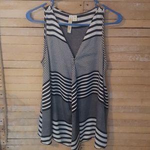 ADIVA sleeveless top size M